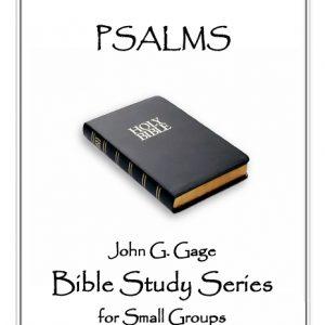 Small Group Bible Study - Psalms