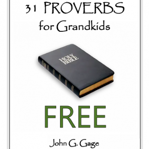31 Proverbs for Grandkids