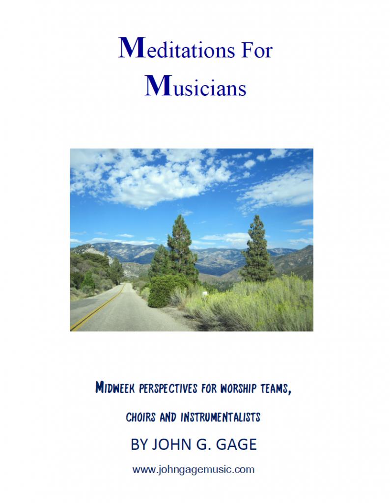 Meditations for Musicians