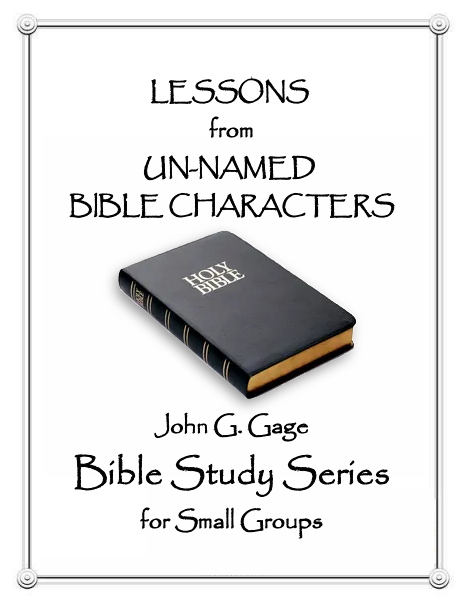 Lessons from Un-Named Bible Characters